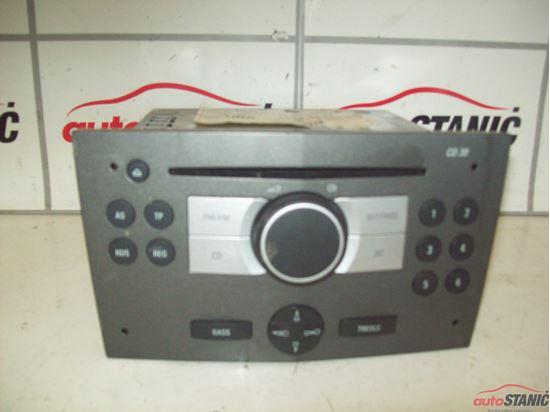 Radio CD30 rabljeni dio