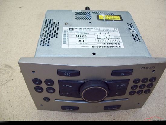 RADIO CD30 MP3 rabljeni dio