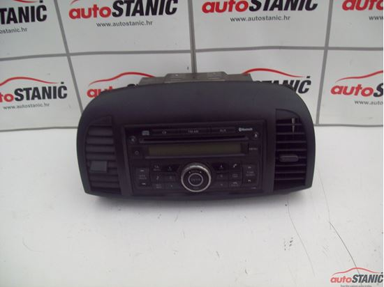 Auto Radio rabljeni dio