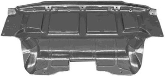 Izolacija prostora motora novi dio