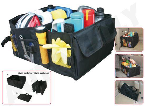 Torba za prtljažnik/organizator 56*39*26,5cm novi dio