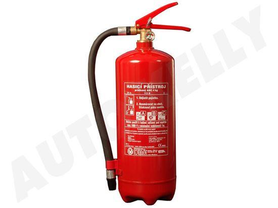 Aparat za gašenje požara 4kg P4F/ETS novi dio