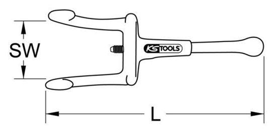 Alat za montažu klipa u cilindar novi dio