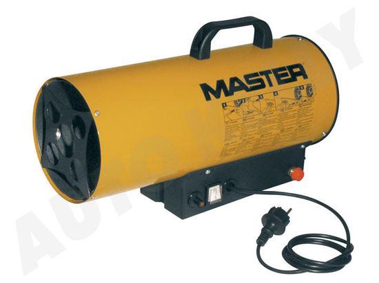 Plinski grijač, Master, sa ventilatorom, 10 kW novi dio