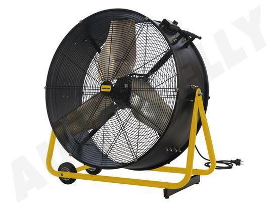 Mobilni industrijski ventilator, Master Maxi novi dio