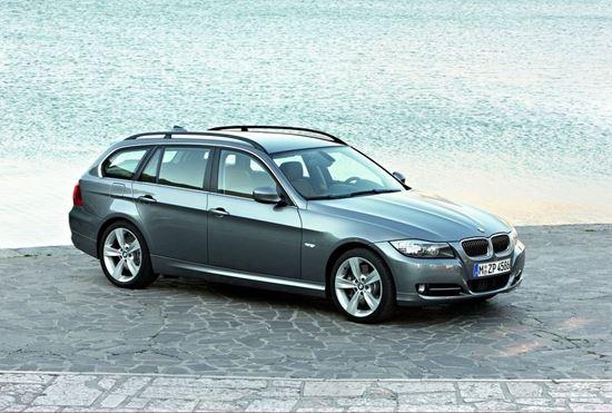 BMW 3 Touring  [2004-2011] 325 i karambol
