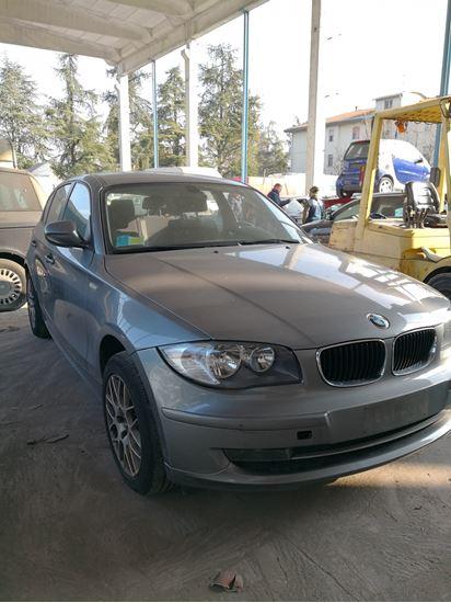 BMW 1 (E87)116 d karambol