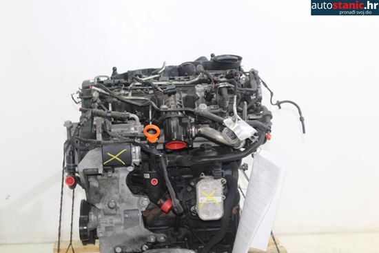 MOTOR WV/ŠKODA/AUDI/SEAT 1.6 TDI CAYC RABLJENI DIO