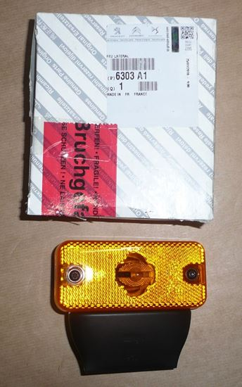 OUTLINE MARKER LAMP C JUMPER III W/T BUL ORIGINAL PSA 6303.A1 NOVI DIO