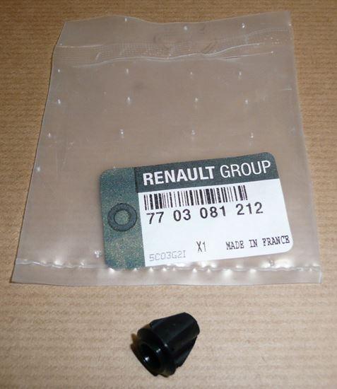 ENGINE COMPARTMENT PLASTIC COVER MOUNTIN ORIGINAL RENAULT 7703081212 NOVI DIO