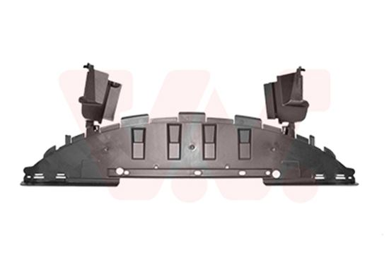 Izolacija prostora motora POLCAR 4375701 RENAULT NOVI DIO